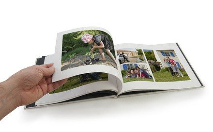 Personalised Photo book designing